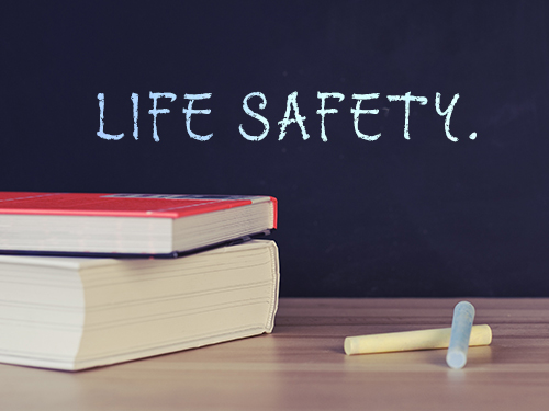 A Lesson in Life Safety for the Education Sector