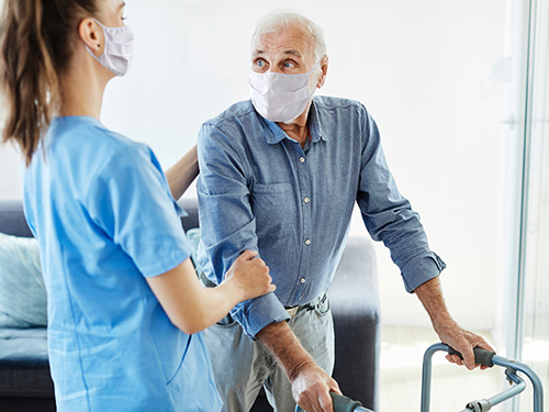 Life Safety in Care Homes in a Post-Pandemic World