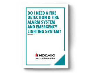 Do I Need a Fire Detection System?