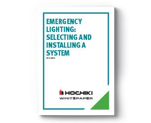 Emergency Lighting: Selection & Installation