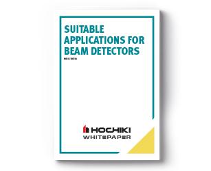 Suitable Applications for Beam Detectors