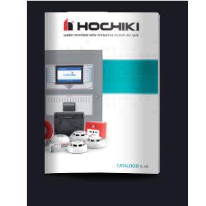 Catalogo Hochiki Italia